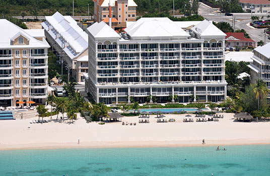 Beachcomber Luxury Condominiums